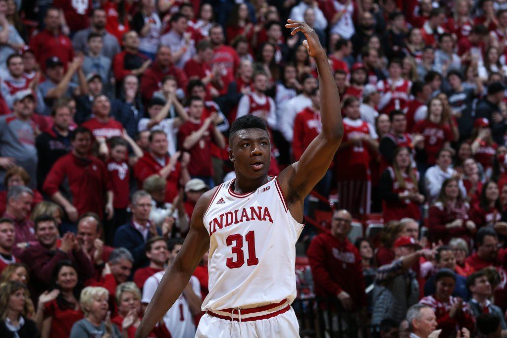 d57c80e1c64 Thomas Bryant - Indiana University IU Hoosiers Basketball History