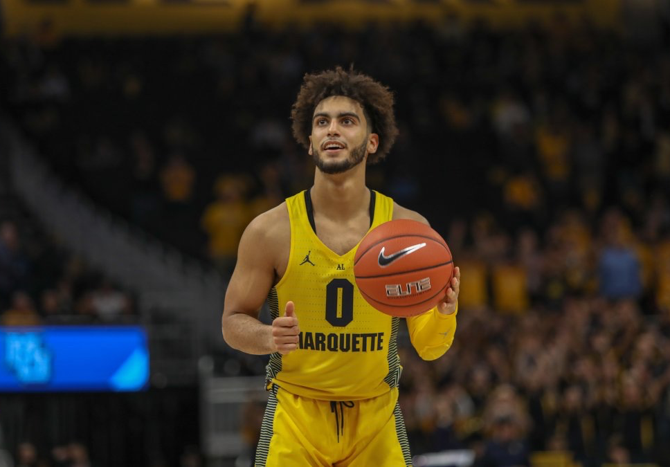 In The Film Room Markus Howard