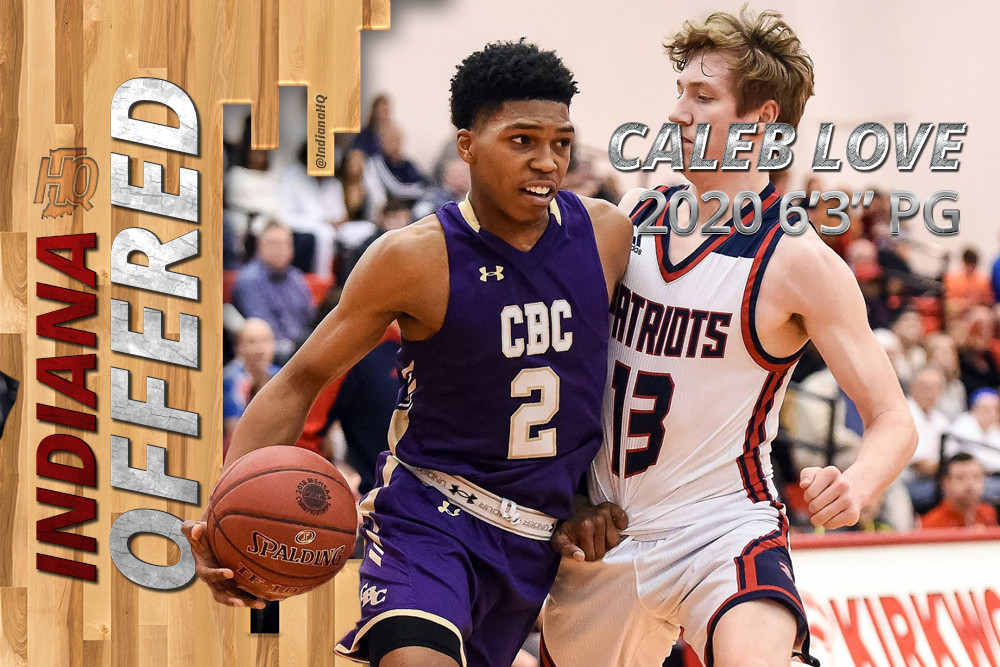caleb-love-christian-brothers-indiana-hoosiers-offer