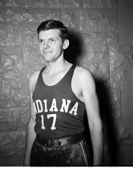 Indiana Basketball Ralph Hamilton