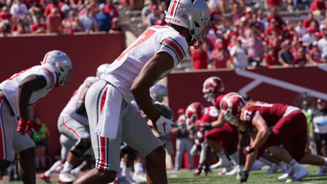 Indiana Hoosiers Get Routed By No 6 Ohio State Buckeyes 51 10