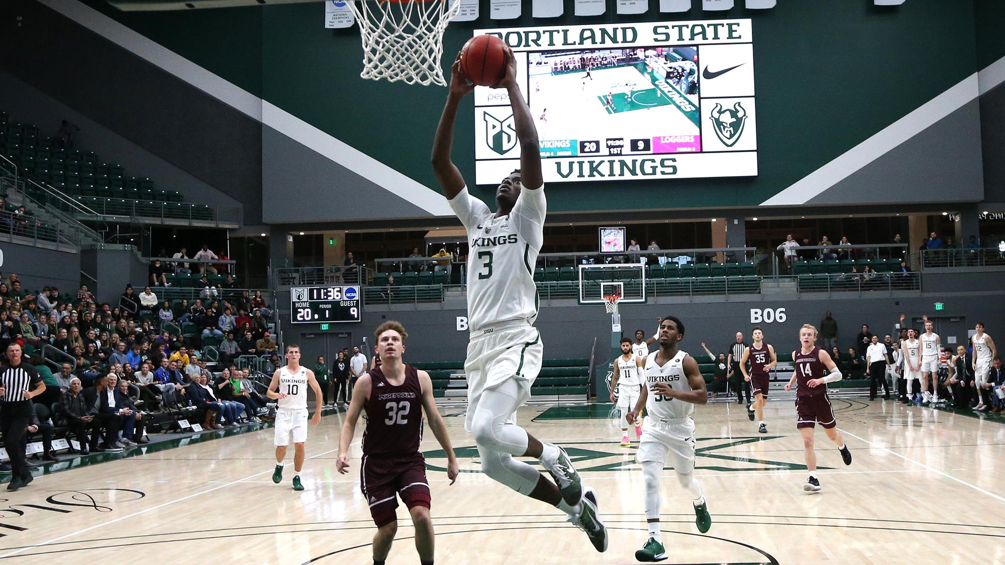 Scouting Report Portland State Vikings