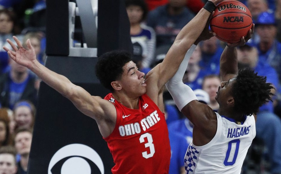 Indiana Basketball Ohio State Buckeyes Scouting Report